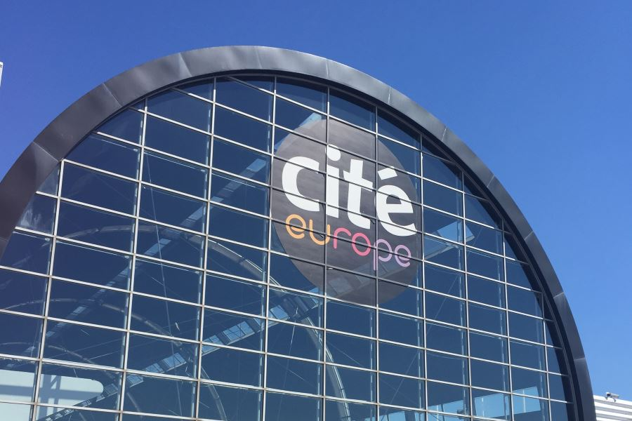 Cite Europe shopping mall, Calais