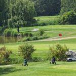 Golf Blue Green Dunkirk