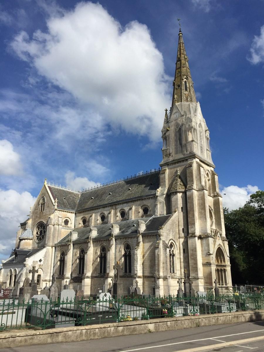 Hallines church