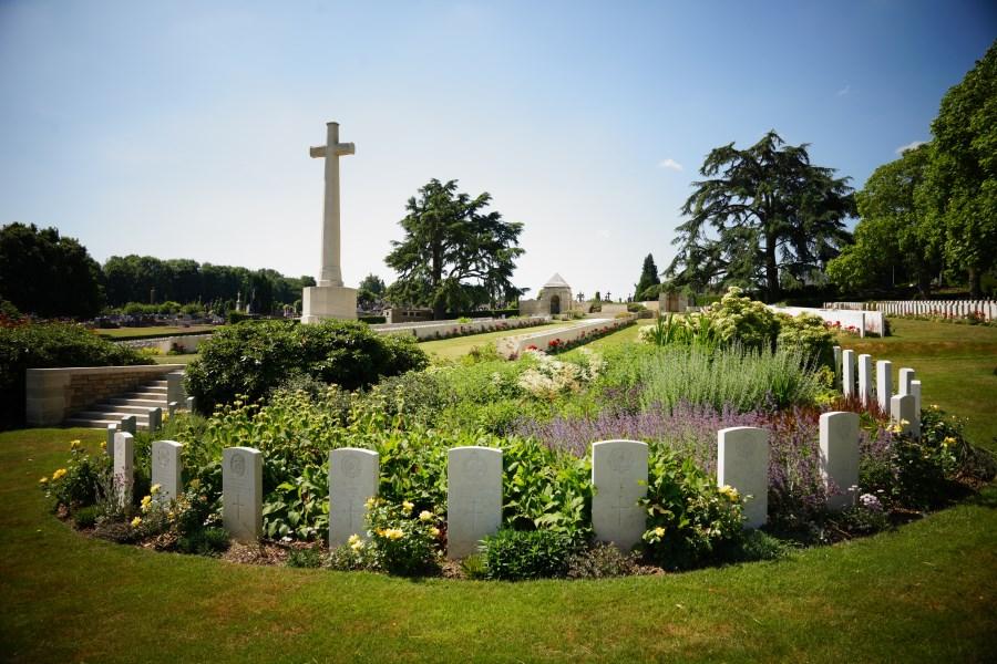Longuenesse cemetery