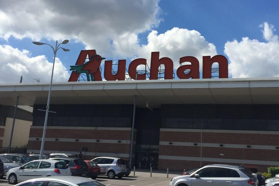 Auchan, Saint-Omer
