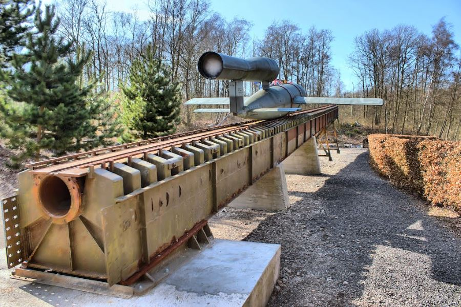 Rocket at Blockhaus d'Eperlecques