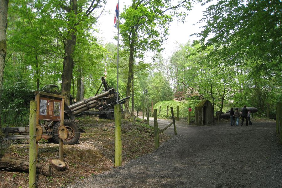Exhibits at the Blockhaus