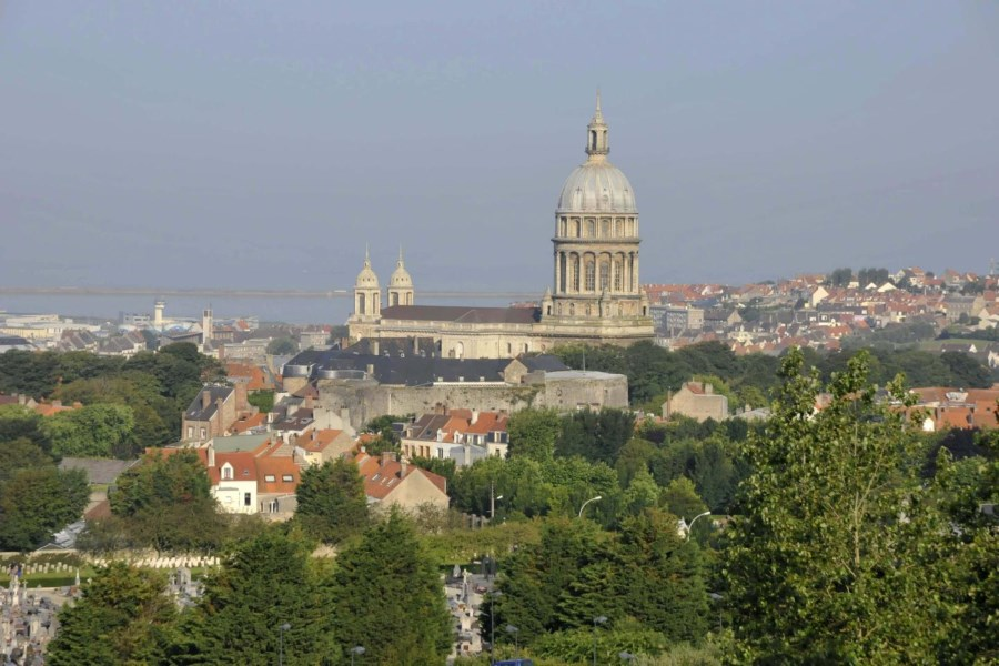 Boulogne-sur-Mer cathedral
