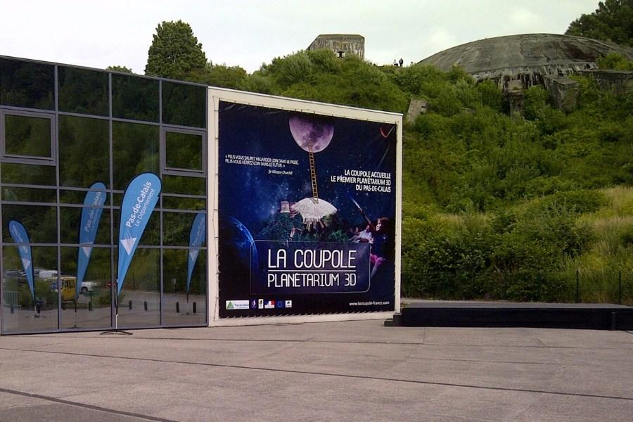 Exterior of La Coupole