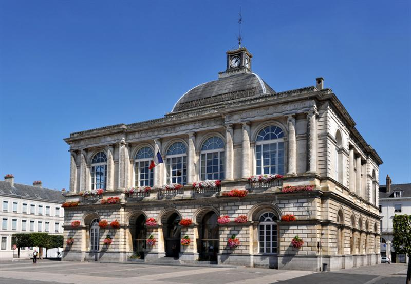 Saint-Omer town hall
