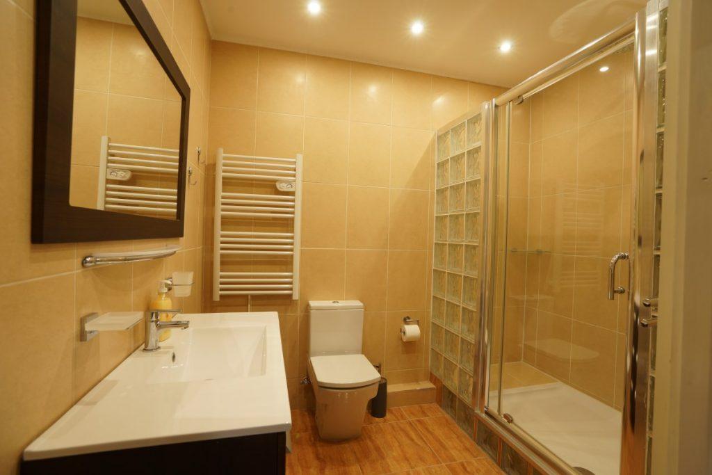 Bathroom 4 At The Big Chateau, Hallines, Northern France