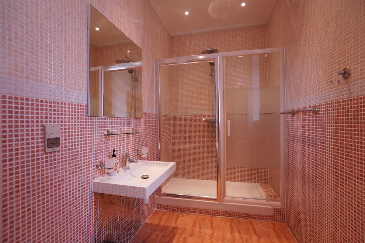 Bathroom 6 at the Big Chateau, Hallines, Northern France