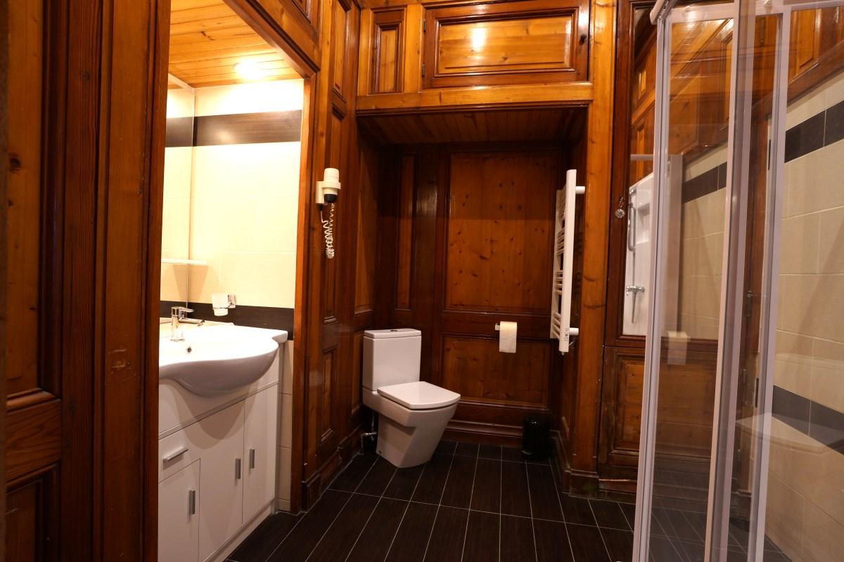 Bathroom 8 at the Big Chateau, Hallines, Northern France