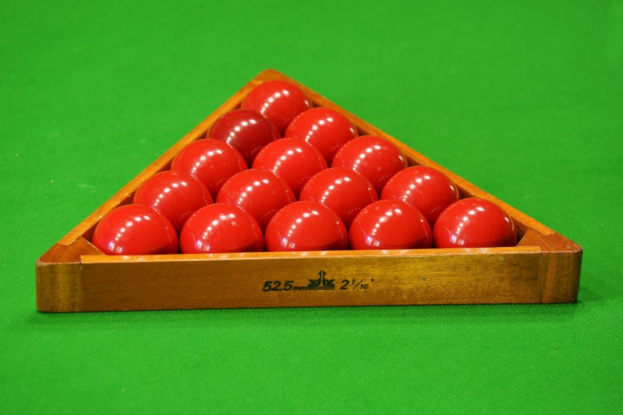 Snooker At Big Chateau, Hallines, Northern France
